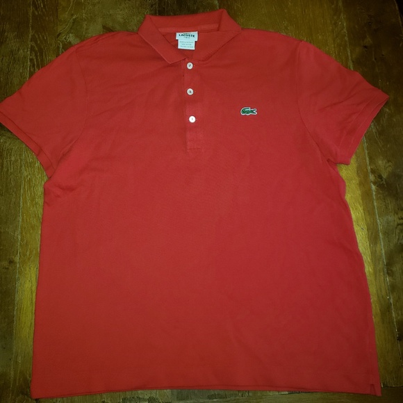 4a74c2c7 Womens Lacoste polo shirt 3 button